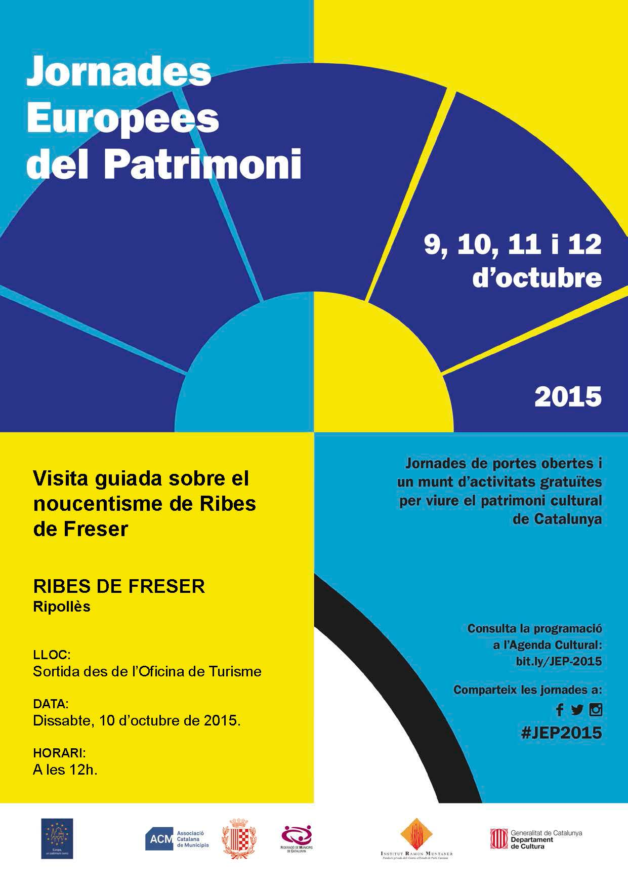 Cartell JEPC Ribes
