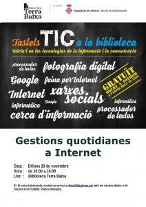 Gestions quotidianes